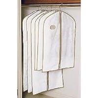 one2select - Lote de fundas transpirables para ropa (6 unidades)