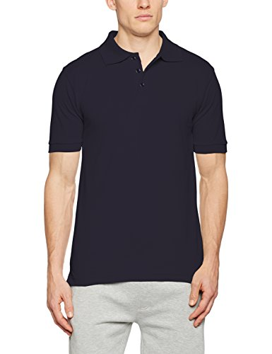 James & Nicholson Herren Poloshirt Workwear Polo Men Blau (Navy)