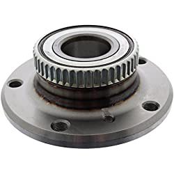 2x Wheel Bearing Kit Front//Right//Left for AUDI COUPE S2 2.2 90-96 3B ABY Febi