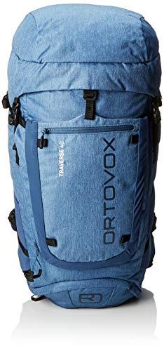 Ortovox Traverse 40 Rucksack, 66 cm, 40 Liter, Night Blue Blend -