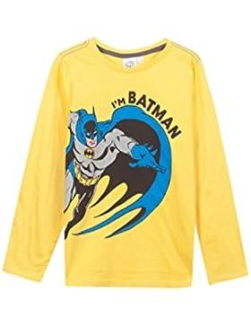 Z T-Shirt Batman Ocre, Camiseta para Niños