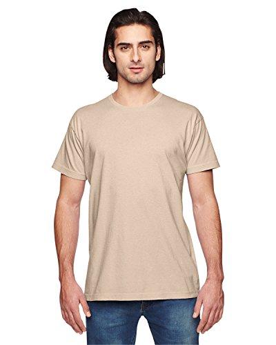 American Apparel -  T-shirt - Abbigliamento - Uomo Crème