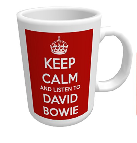 Keep Calm I play tennis de table Mug imprimé rouge