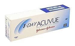 Acuvue 1-Day Visitint Tageslinsen weich, 30 Stück / BC 8.5 mm / DIA 14.2 / 3.75 Dioptrien