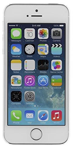 Trendz Clip-On Case Cover Schutzhülle für iPhone 5/5S/SE - Schmetterling Vintage Polka Dot