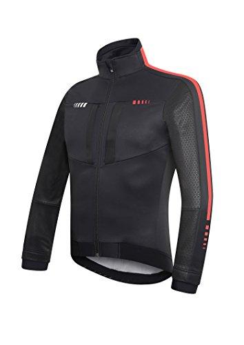 zero rh plus. RH+ Dualcell Vestes Jacket Homme-Noir (Noir Rouge Blanc) XL 0a7b60f97