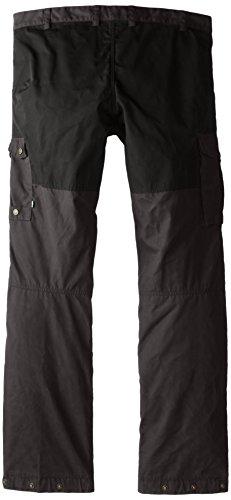 Fjällräven Vidda Pro Trousers Blocked Men - Outdoorhose Dark Grey-Black