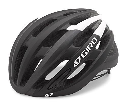 Giro Foray-helm, matzwart / wit, medium / 15 door Giro