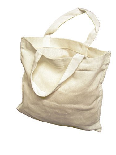 pack-of-2-x-small-unbleached-plain-white-linen-tote-party-style-bags-with-short-handles-20cm-x-20cm-
