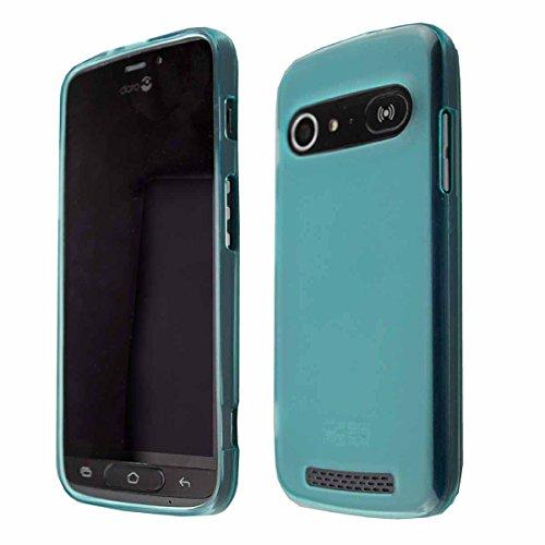 caseroxx TPU-Hülle für Doro 8040/8042, Tasche (TPU-Hülle in blau)