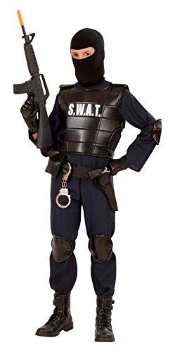üm S.W.A.T. Officer (Kugelsicheres Kostüm)