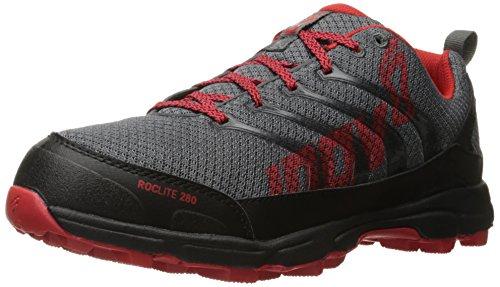 inov-8 Roclite 280 - Chaussures de running - gris 2016 Grey/Red