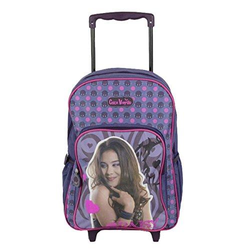 Trolley CHICA VAMPIRO sac à dos à roulette CHICA VAMPIRO 2017