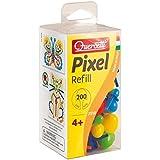 Quercetti 02510 - Gioco Pixel Refill Chiodini Mix