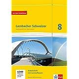 Lambacher Schweizer. 8. Schuljahr. Arbeitsheft mit Lösungsheft und Lernsoftware. Baden-Württemberg