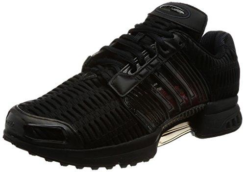adidas Climacool 1, Baskets Hautes Homme, Noir Black, 44 EU