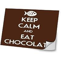 Keep Calm 10038, Keep Calm And Eat Chocolate, Laptop 14