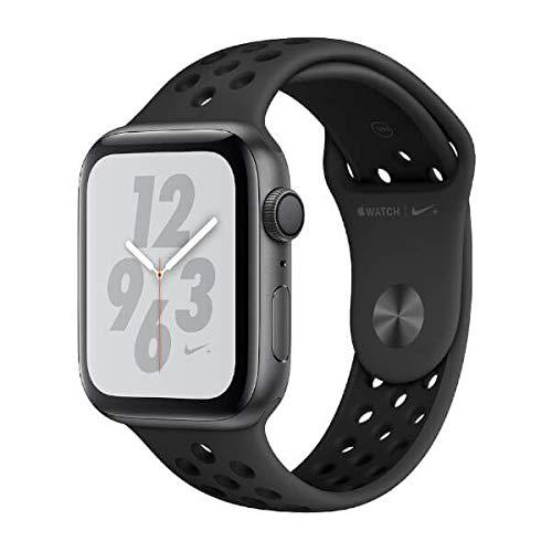 Apple Watch Nike+ Series 4 smartwatch Grigio OLED GPS (satellitare)