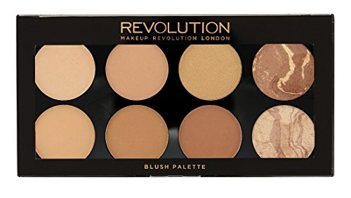 Makeup Revolution Bronze Palette  All About Bronze