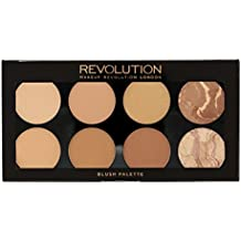 Maquillaje Revolution All About Bronce. 8Bronzing Powders contou Anillo palé, 13g