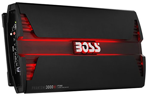 BOSS AUDIO PT3000 Phantom 3000W 2 Kanal,