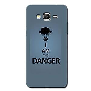 I AM DANGER BACK COVER FOR SAMSUNG ON5