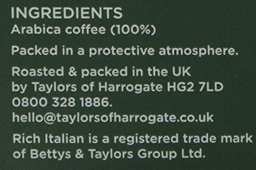 Taylors of Harrogate Rich Italian Coffee Beans