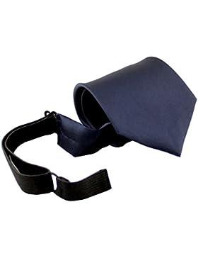 ADAMANT® Corbata Seguridad de goma, diferentes colores - Corbata uniforme Original