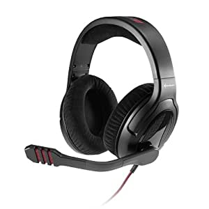 Sharkoon GSone Stereo Gaming Headset für PC/PS4