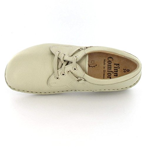 FinnComfort - Prophylaxe Halbschuh 96101 Creme - Größe 37 h'beige