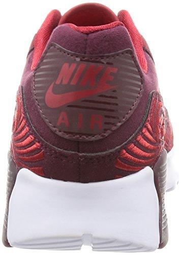 Nike - W Air Max 90 Ultra Lotc Qs, Scarpe sportive Donna Blu (Azul Marino (Night Maroon / Nght Mrn-Gym Rd))