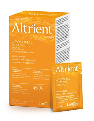 Altrient C – Liposomales Vitamin C / Lypospheric Vitamin C / Lypo-Spheric Vitamin C – Vitamin C 1000mg