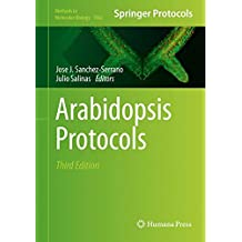 Arabidopsis Protocols (Methods in Molecular Biology, Band 1062)
