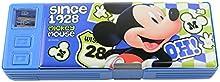 Disney Multi-capa de la caja de lápiz multifuncional de plástico caja de lápiz 83014-05