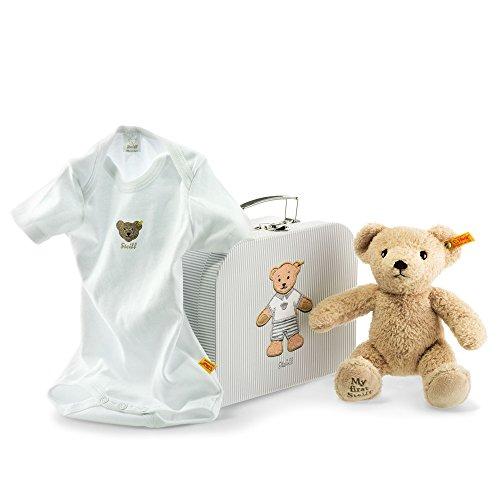 Steiff 240560 Geschenkset Teddybär My First, beige