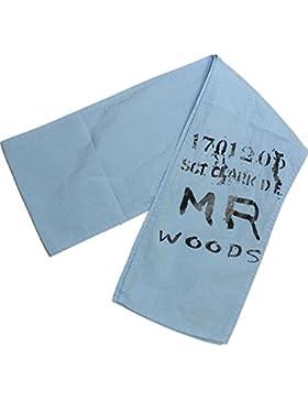 Mr & Mrs Woods - Bufanda - para niño azul azul claro Talla única