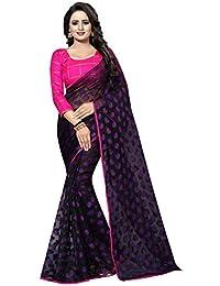 MANJULA SAREE women's ethnice wear polycotton saree(Shivangi_Free Size)