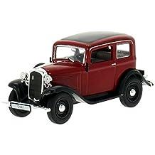 Whitebox Opel P4 Dunkel Rot 1935-1937 limitiert 1 von 1000 St/ück 1//43 Modell Auto mit individiuellem Wunschkennzeichen