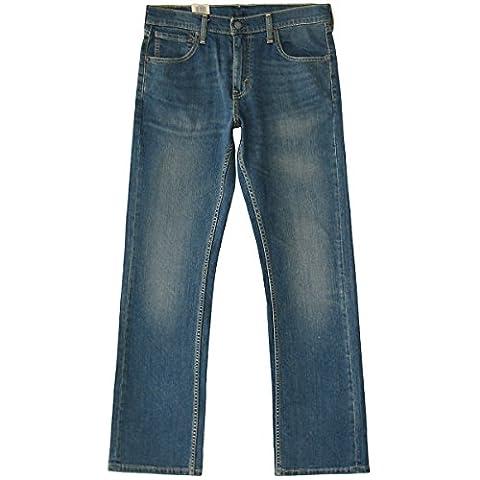 Levi's® 527 - Slim Bootcut Jeans, Farbe:Ficus;Größe:W32 L32