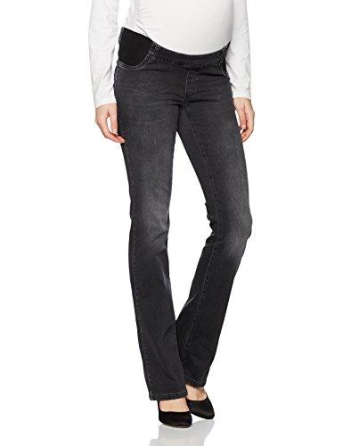 Bellybutton Bootcut Mit Elastischen Tasch, Jeans-Maternité Femme Grau (grey 0016)