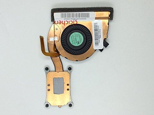 SODIAL(R) Ventilador CPU Fan de Portatil Laptop PC para Lenovo/ThinkPad X200 Pieza