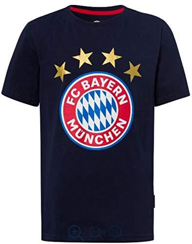 Bayern München kompatibel Baby T-Shirt + Sticker München Forever, Tshirt (98)
