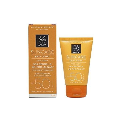 apivita-suncare-face-cream-anti-spot-50spf-sea-fennel-3d-pro-algae-50-ml