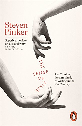 The Sense Of Style por Steven Pinker