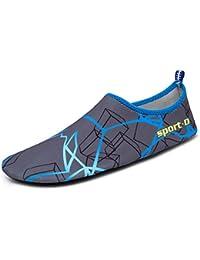 SAGUARO® Chaussons idéaux pour nager et pour tous les sports de plage et d'eau