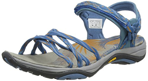 Karrimor Womens/Ladies Martinique III Summer Walking Sandals Blau (Blue Charcoal)