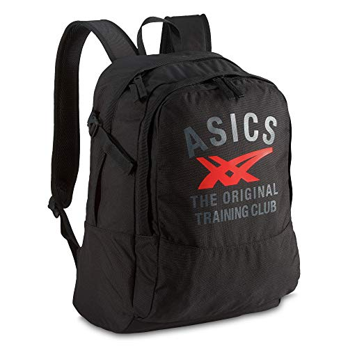 Asics Rucksack (Asics Training Rucksack Black, Black, Uni)