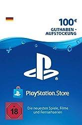 PSN Card-Aufstockung | 100 EUR | deutsches Konto | PSN Download Code