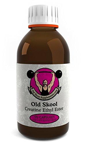 Creatine Ethyl Ester Kapseln CEE Kreatin 500mg Creatin Schnelle Aufnahme 90 Tabletten bis zu 30% Rabatt für mehrere Dosen SIEHE UNTEN