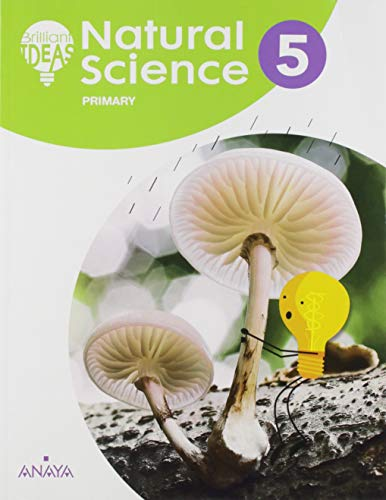 Pack Natural Science 5 Pupil's Book + Ideas de cerca + Brilliant Biography Electricity in Our Homes (BRILLIANT IDEAS)